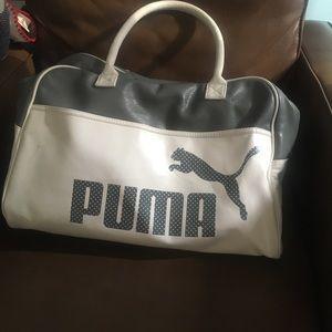Large Puma gym bag or Travel